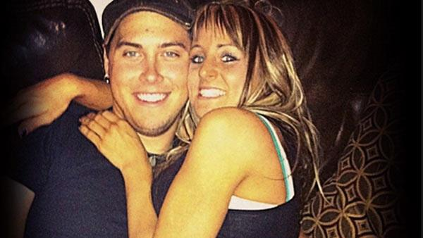 Leah Messer and Jeremy Calvert are shown in a picture posted on Messers Twitter page. - Provided courtesy of twitter.com