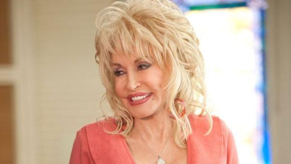 Dolly Parton  appears in a scene from the 2012 film Joyful Noise. - Provided courtesy of Alcon Film Fund