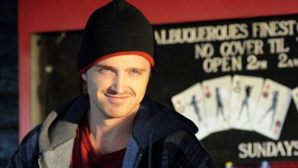 Aaron Paul appears in a promotional photo for Breaking Bad. - Provided courtesy of AMC
