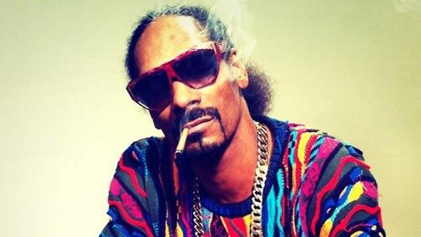 Rapper Snoop Dogg is featured in a photo from his official Facebook page. - Provided courtesy of facebook.com/snoopdogg