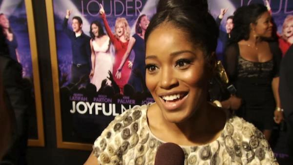 Keke Palmer says 'Joyful Noise' is relatable