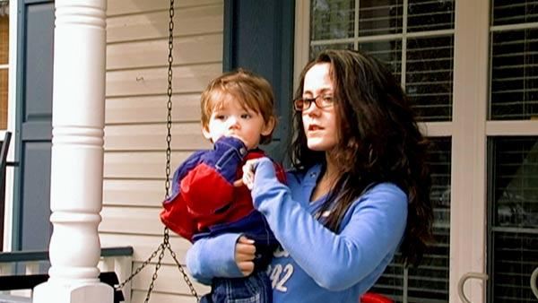 Jenelle Evans appears in an episode of Teen Mom 2 season 2, in 2012. - Provided courtesy of MTV