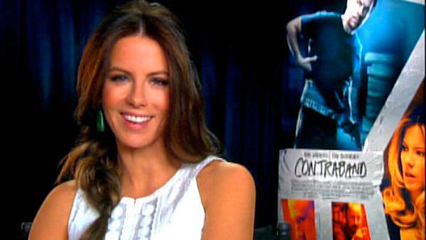 Kate Beckinsale talks 'Contraband' and 'Underworld' connection