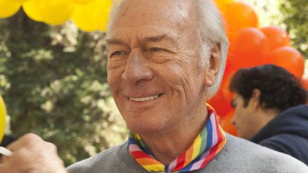Christopher Plummer appears in a still from the 2011 film, Beginners. - Provided courtesy of Focus Features