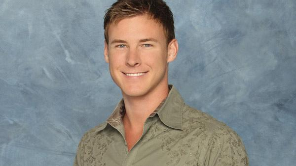 Kasey Kahl appears in a promotional photo from The Bachelorette. - Provided courtesy of ABC
