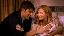 Jennifer Westfeldt and Adam Scott appear in a still from Friends with Kids. - Provided courtesy of none / Lionsgate