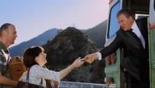 In this image released by priceline.com, William Shatner is shown in a scene from a Priceline.com commercial. - Provided courtesy of AP Photo/priceline.com