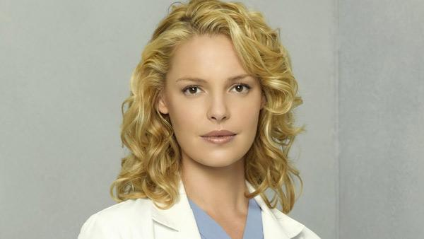 Katherine Heigl appears in a promotional photo for Greys Anatomy. - Provided courtesy of ABC