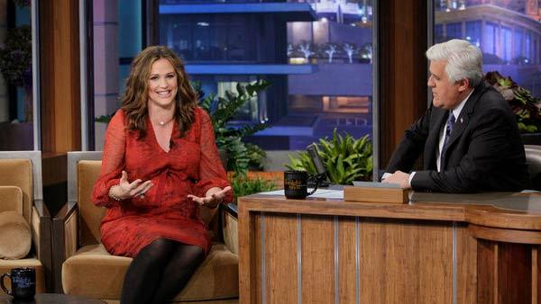 Jennifer Garner appears in a Jan. 18, 2012, episode of The Tonight Show. - Provided courtesy of NBC