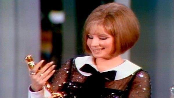 Barbra Streisand's 'gorgeous' award