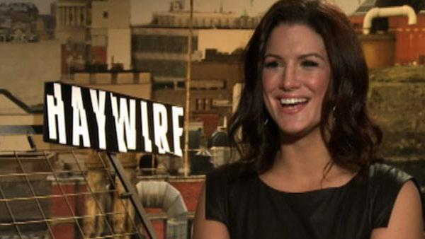 Gina Carano: 'I'm not a bad girl'