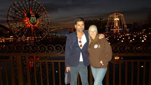 Jodie Sweetin appears in a 2012 photo on her Twitter page.