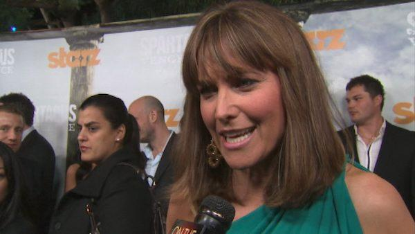 Lucy Lawless talks 'Spartacus': This is a goodie
