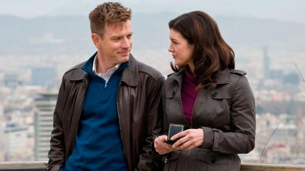 Ewan McGregor and Gina Carano appear in a scene from the 2012 film Haywire. - Provided courtesy of Relativity Media