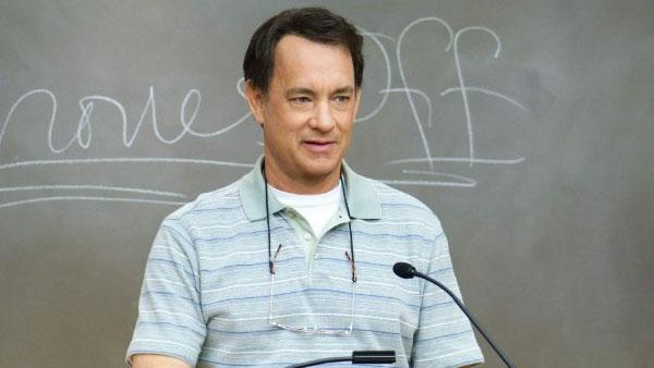 Tom Hanks appears in a scene from the 2011 film Larry Crowne. - Provided courtesy of Universal Pictures