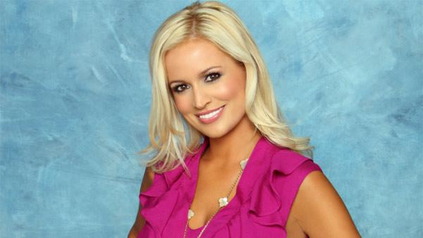 Emily Maynard appears in a promotional photo for the eighth season of the ABC series The Bachelorette, which premieres in the spring of 2012. - Provided courtesy of ABC / Craig Sjodin