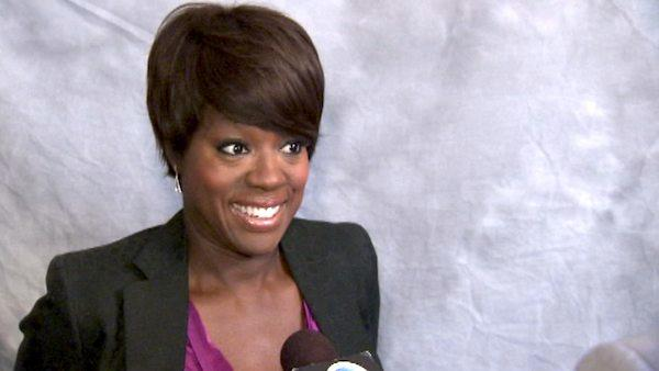 Viola Davis dishes on Oscar nom