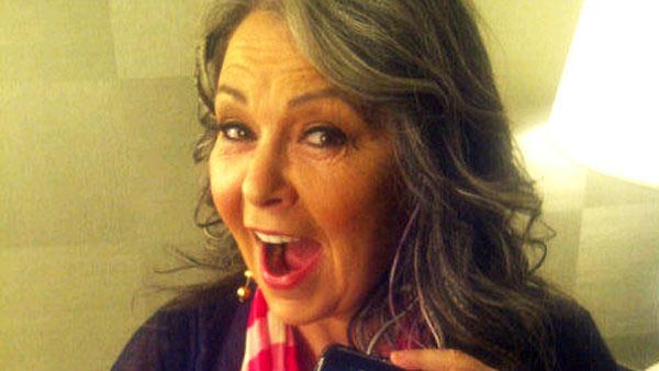 Roseanne Barr appears in a photo posted on her Twitter page on July 14, 2011. - Provided courtesy of Twitter.com/TheRealRoseanne