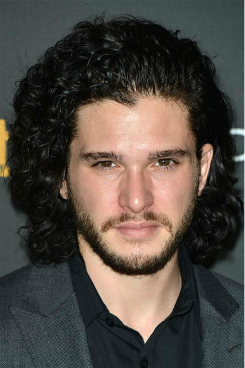 The &#39;Jon-Snow-Knows-Nothing-At-The-2013-Entertainment-Weekly-pre-Emmy-Awards-Party&#39; stare. &#40;&#39;Game of Thrones&#39; star Kit Harington attends the event in Los Angeles on Sept. 20, 2013.&#41; <span class=meta>(Tony DiMaio &#47; Startraksphoto.com)</span>