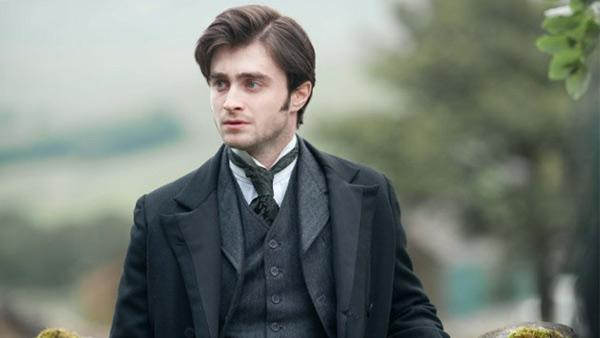 Daniel Radcliffe appears in a still from The Woman In Black. - Provided courtesy of Momentum Pictures