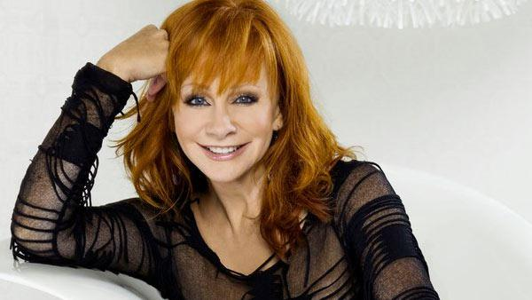 Reba McEntire appears in an undated photo from her official Facebook page. - Provided courtesy of Facebook.com/Reba