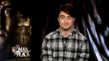 Daniel Radcliffe talks to OnTheRedCarpet.com while promoting The Woman in Black in February 2012. - Provided courtesy of OTRC