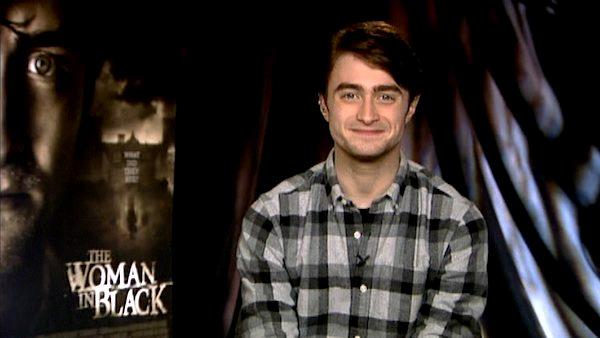 Daniel Radcliffe:  I want to direct and eventually die on a movie set