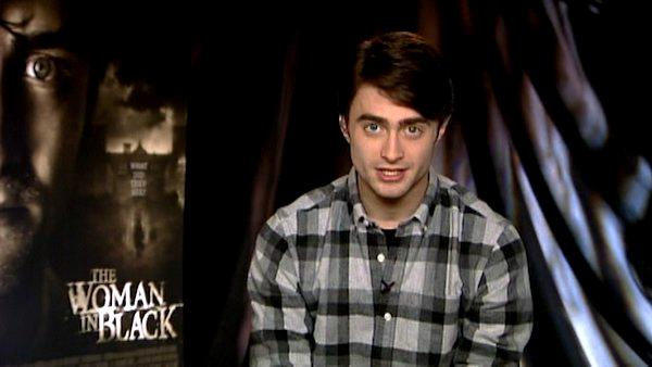 Daniel Radcliffe:  'The Woman in Black' is much scarier than 'Harry Potter'