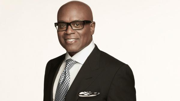 L.A. Reid appears in a promotional photo for The X Factor. - Provided courtesy of FOX / Nino Munoz
