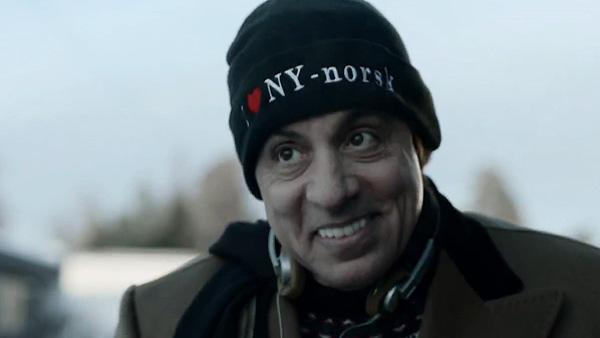 Steven Van Zandt appears in a scene from the show Lilyhammer, which debuted on Netflix on Feb. 6, 2012. - Provided courtesy of Netflix / Rubicon TV AS