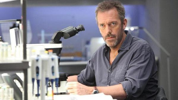 Hugh Laurie appears in a scene from the FOX series House M.D. that aired on Jan. 23, 2012. - Provided courtesy of FOX