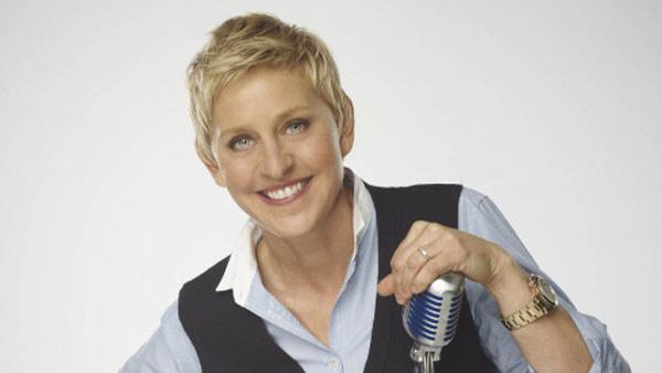 Ellen DeGeneres appears in a promotional photo for Ellen. - Provided courtesy of Michael Becker /  FOX
