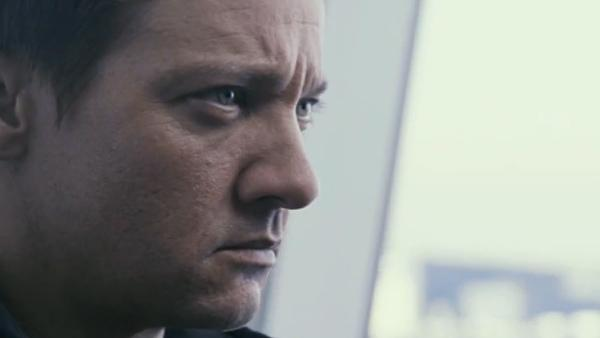 Jeremy Renner appears in a scene from The Bourne Legacy, which is set for release on Aug. 3, 2012. - Provided courtesy of OTRC / Universal Pictures