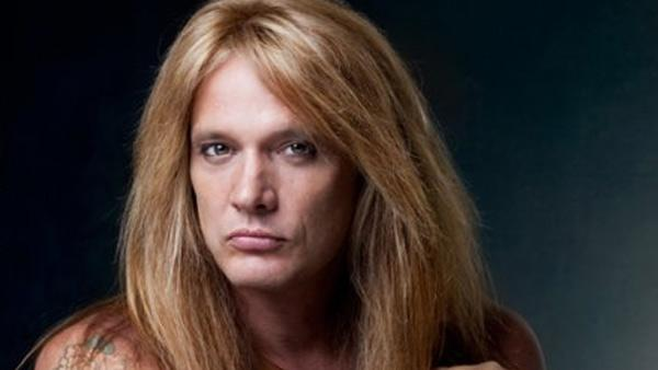 Sebastian Bach appears in a photo posted on his Facebook page in May 2011.