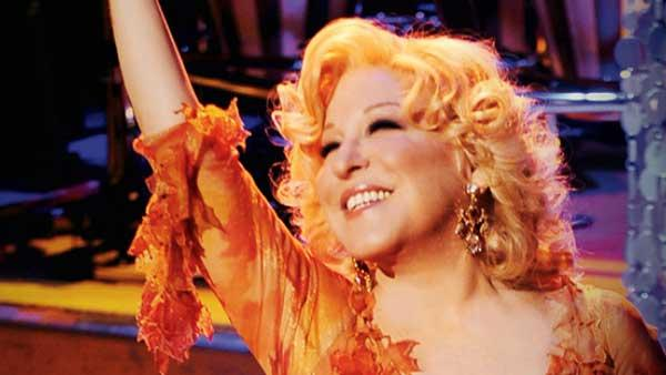 Bette Midler appears in a promotional photo from her HBO special 'The Showgirl Must Go On' in 2010.