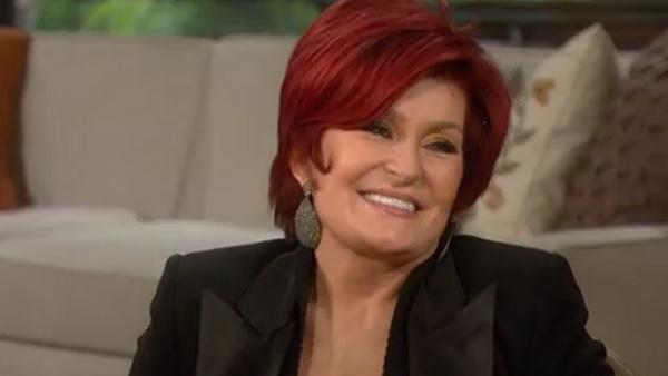Sharon Osbourne appears on 'The Talk' on Oct. 6, 2011.