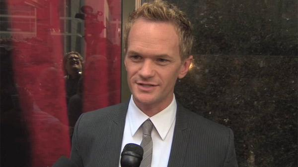 Neil Patrick Harris speaks after his star ceremony on the Hollywood Walk of Fame on Sept. 15, 2011.