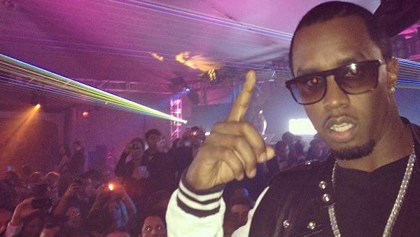 Sean Diddy Combs is pictured in a photo from his official Instagram page posted on February 12, 2012. - Provided courtesy of Instagram