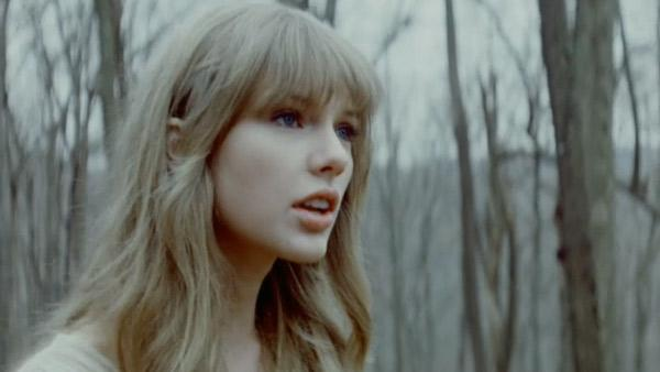 Taylor Swift appears in a still from her Safe and Sound music video from the Hunger Games soundtrack. - Provided courtesy of mtv.com/videos/news/733489/taylor-swift-learning-with-new-album.jhtml#id1678910