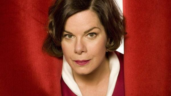 Marcia Gay Harden appears in a promotional photo for the film 'If I Were You.'