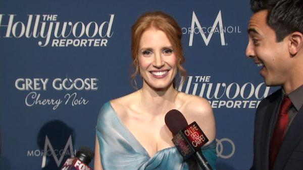 Jessica Chastain taking grandmother to Oscars