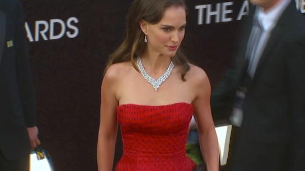 OTRC: Natalie Portman turns heads on red carpet