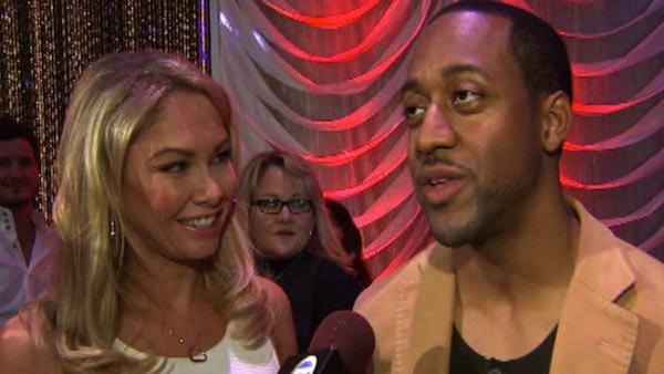Jaleel White 'is a natural' - 'DWTS' partner