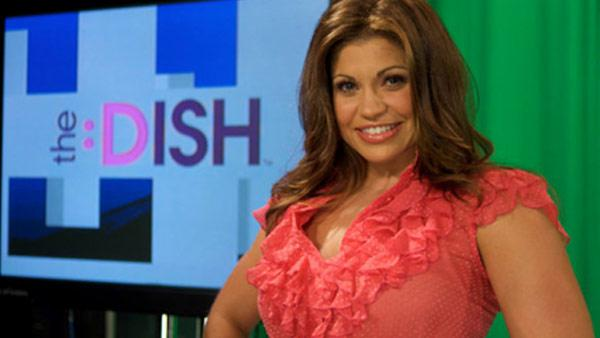 Danielle Fishel, who played Topanga on the 1990s series Boy Meets World, appears on a promotional photo for the Style Network show The Dish in 2011. - Provided courtesy of NBC Universal / Style Network
