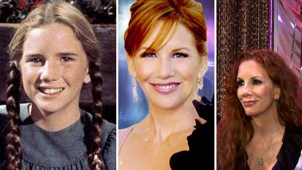 Melissa Gilbert appears in a promotional photo for 'Little House on the Prairie.' / Melissa Gilbert appears in a promotional photo for ABC show 'Dancing With the Stars.' / Melissa Gilbert talks to OnTheRedCarpet.com on Feb. 28, 2012.