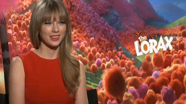Taylor Swift: How Dr Seuss inspired me