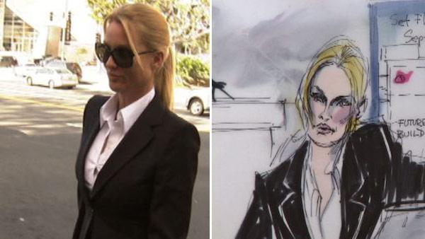 Nicollette Sheridan 'Housewives' trial: Day 2