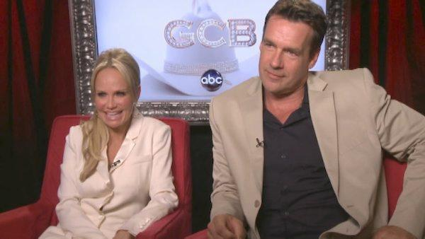 Kristin Chenoweth: I lack clothing in 'GCB'