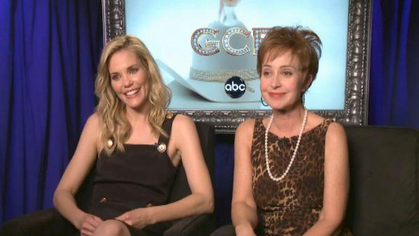 Leslie Bibb talks 'GCB': 'You'll love these women'