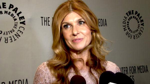 Connie Britton talks to OnTheRedCarpet.com at a PaleyFest event for American Horror Story on March 2, 2012. - Provided courtesy of OTRC